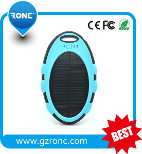 High Quality Real Capacity Solar Power Bank Charger pictures & photos