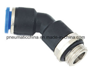 Pneumatic Air Push in Fitting (PLH series) From China Pneumission pictures & photos