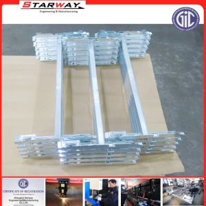 Aluminum Metal Stamping Frame 6061t6 pictures & photos