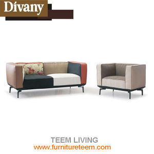 D-73 Divany Living Room Furniture Modern Style Colorful Sofa pictures & photos