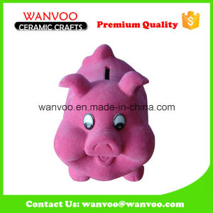 Customized Ceramic Animal Shape Souvenir Gift for Piggy Bank pictures & photos