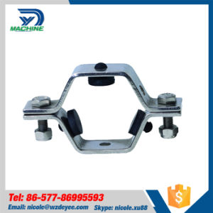 304/316L Stainless Steel Hexagon Pipe Holder pictures & photos