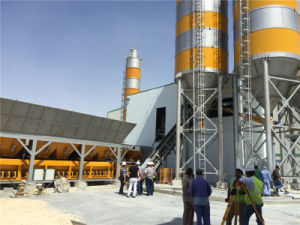 Hzs Series Concrete Batching Plant pictures & photos
