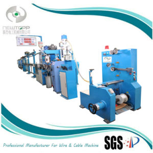 PVC PE Cable Wire Extrusion Machine pictures & photos