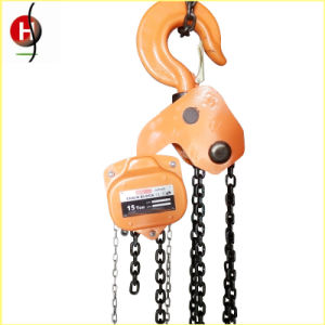 Vt Type Manual Chain Block Chain Hoist pictures & photos