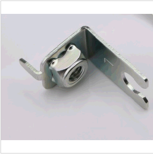 Metal Stamping Automotive Parts (wire bracket 1) pictures & photos
