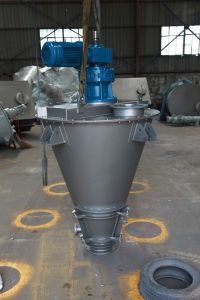 Conical Screw Mixer with Flat Flanged Cover pictures & photos
