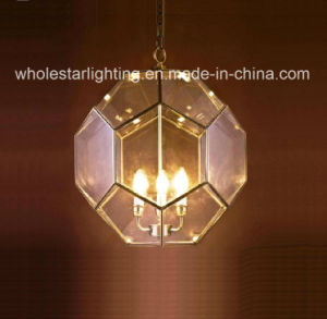Glass Chandelier (WHG-8185) pictures & photos