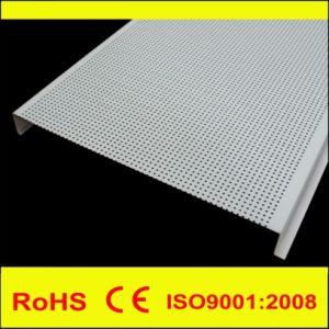 Metal Aluminum Linear H Strip False Suspended Decorative Ceiling pictures & photos