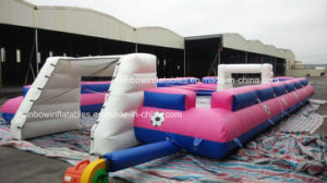 Inflatable Human Table Football, Inflatables Sports Game pictures & photos
