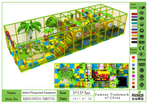 Kaiqi Baby Happy Land Indoor Playground Equipment (KQ20130524-TQBZ75A) pictures & photos