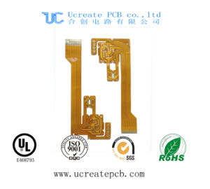 Flex Printed Circuits PCB with High Quality pictures & photos