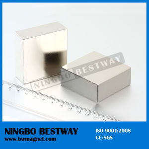 N42 Nedoymium Strong Block Magnets for Sale pictures & photos
