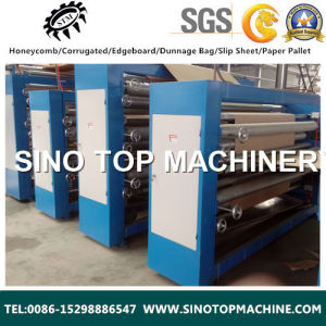 High Speed 650sheet/Min Honeycomb Paper Core Making Machine pictures & photos