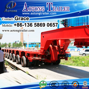 Factory Hydraulic Modular Trailer on Hot Sale pictures & photos