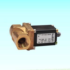 Air Compressor Parts 110V 220V 24V 3 Way Solenoid Valve pictures & photos
