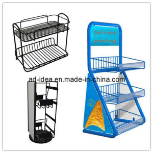Metal Wire Display Rack, Display Stand, Pop Display pictures & photos