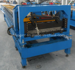 Steel Sheet Tile Roll Forming Machine pictures & photos