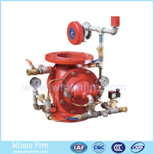 Deluge Valve in Fire Alarm System pictures & photos