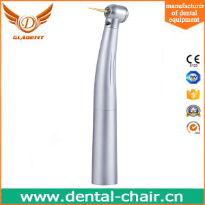 LED E-Generator Dental Handpiece Triple Water Spray 4hole LED Dental Handpiece pictures & photos