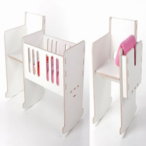 Practical Wooden Chair for Babysitting/Fashion Wooden Furniture pictures & photos