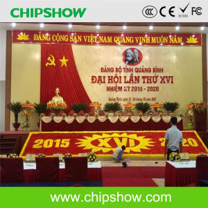 Chipshow P4 Full Color Indoor Advertising LED Display pictures & photos