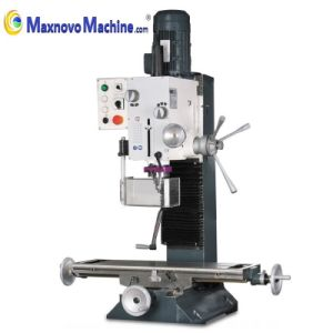 High Precision 40mm Mini Bench Drilling Milling Machine (mm-MB4) pictures & photos