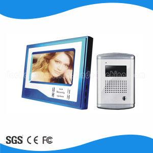 7′′ Fingerprint Video Door Phone Video Door Bell System pictures & photos