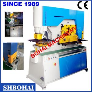 60ton Mteal Worker, 110ton Iron Worker, 160ton Metal Worker with Multi Function pictures & photos