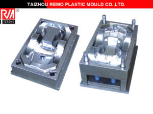 Plastic Toy Car Loader Injection Mould pictures & photos