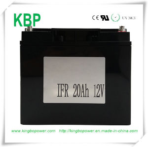 12.8V 20ah Lead-Acid Replacement Rechargeable LiFePO4 Battery