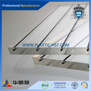 Hot Sell High Quality Engineering Sound Barrier Acrylic Sheet pictures & photos