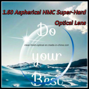 1.60 Aspherical Hmc Super-Hard Optical Lens