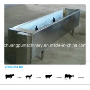 Stainless Steel Farm Drinking Troughs for Dairy Cattles pictures & photos