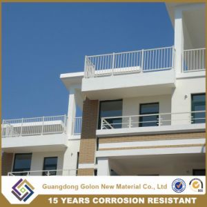 Factory Metal Balcony Railing/ Iron Balcony Railing/ Veranda Fences Design pictures & photos