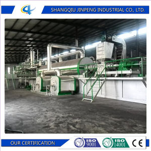 Professional Continuous Waste Plastic Recycling Machine pictures & photos