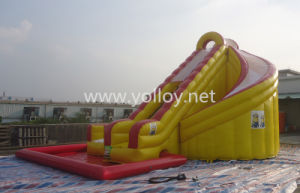 Commercial Grade Inflatable Water Slide for Sale pictures & photos