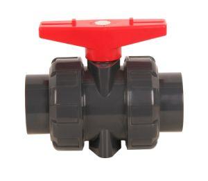 Plastic PVC/UPVC Ball Valve Plastic valve pictures & photos