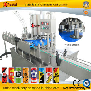 High Speed Food Can Sealing Machine pictures & photos