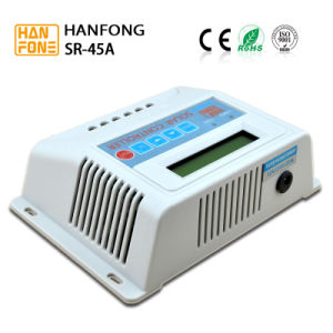 Solar Charge Controller 45A for Home with Ce RoHS Approved (SRAB45) pictures & photos