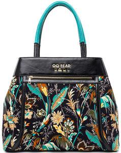 New Arrival Fashion & Elegant Print Lady Handbags (QF-15097)