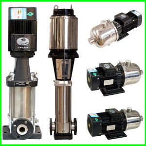 Sanitary Vertical Centrifugal Multistage Pump pictures & photos