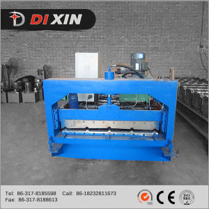 Dx Aluminum Roofing Sheet Forming Machine pictures & photos