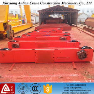 3t 5t 10t Single Gider Gantry Crane End Carriages pictures & photos