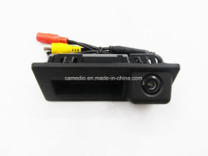 High Resolution Rear View Camera Tail Gate Handle Camera for Audi&VW pictures & photos