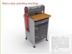 Heavy Duty Industry Electric Punching Machine pictures & photos