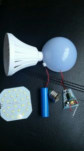 Energy Saving Emergency LED Bulb Parts with CE RoHS Approved pictures & photos