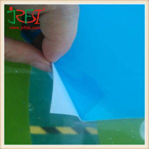 0.3mm Adhesive Heatsink Fiberglass Thermal Silicone Conductive Pad pictures & photos