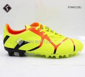 Sports Shoes Soccer Shoes for Men pictures & photos
