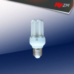 Compact Fluorescent Light U Tube Energy Saving Lamp pictures & photos